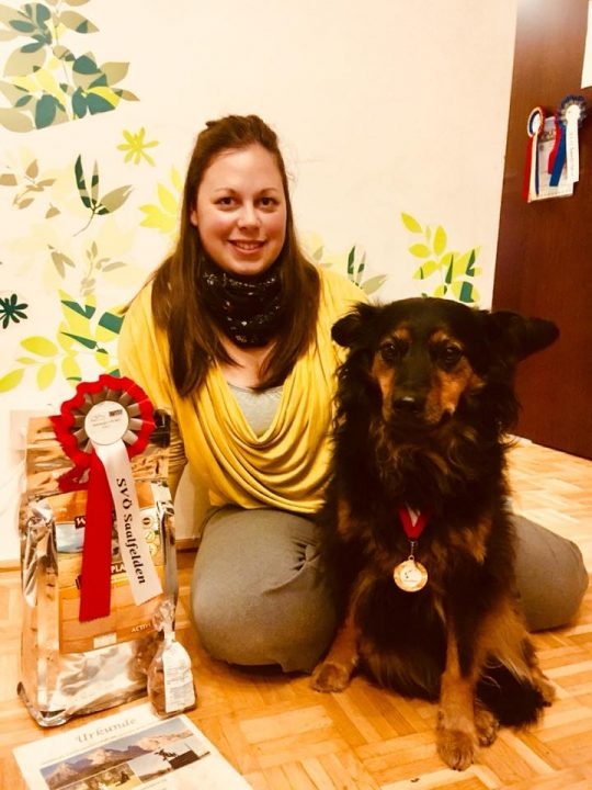 Rally Obedience Preis LM